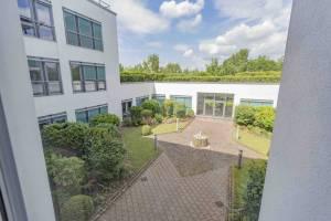 Büro-Park Humboldt Innenhof