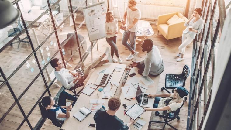 Startup-Szene in München wächst stetig