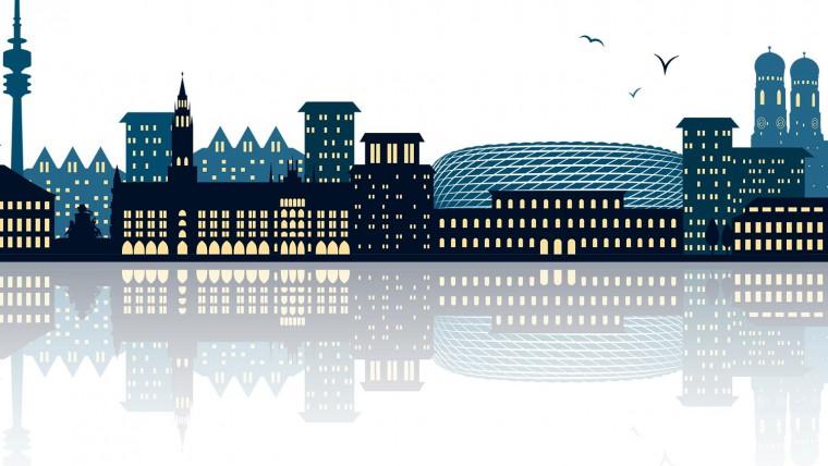 Arbeiten in der erfolgreichsten Stadt Deutschlands: München
