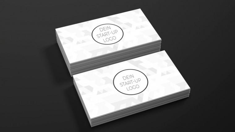 """""""Head of Marketing"""" – welchen Titel setzen Sie auf die Visitenkarten eines One-Man-Start-ups?"""