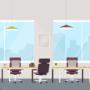 Büroraum mieten in München: erfolgreich und gesünder mit der passenden Schreibtischposition
